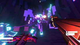 Image for Desync is out with combo kills and neon glare aplenty