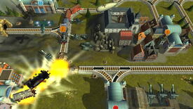 Image for Train Valley DLC Visiting Germany With Bombings, Wall