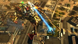 Image for X-Morph blending shmup and tower defense this month