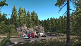 Image for American Truck Simulator heads up north to Oregon