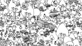Image for Hidden Folks Looks Like Where's Wally? With Fiddling