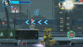 Image for Mighty No. 9 Mega-Manning Up In June