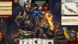 Image for Pathfinder Adventures goes green in Rise of the Goblins