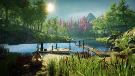 Image for Overthinking games: designing natural beauty in Eastshade