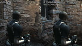 Image for Watch Resident Evil 4's Fan-Made HD Edition In Action