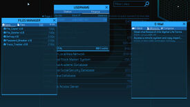 Image for Hack the planet! Uplink's shiny new UI mod is finished