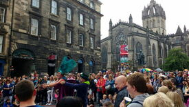 Image for RPS And Chums At The Edinburgh Festival Fringe