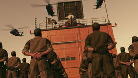 Image for See Snake's Cool Clubhouse In MGS V: The Phantom Pain