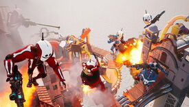 Image for Mass-stealing shooter Morphies Law is growing nicely