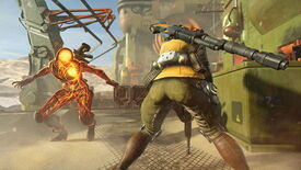 Image for Raiders of the Broken Planet shows 4v1 action