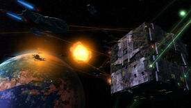 Image for Sins of a Solar Empire: Rebellion overhauls engine