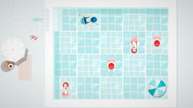 Image for Swim Out brings grid-based puzzling to the pool