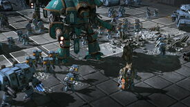 Image for WH40k: Sanctus Reach shows turn-based strategariting