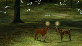 Image for Deer MMO The Endless Forest Crowdfunding A Remake