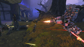 Image for Sci-fi MMO Firefall is shutting down today