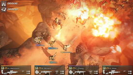 Image for Magicka Devs Release Co-op Shooter Helldivers