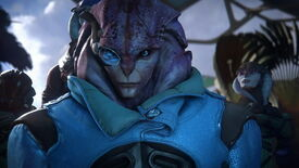 Image for Mass Effect: Andromeda will let spacemen smooch Jaal