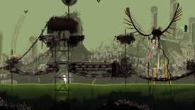 Image for Rain World patch improves controls, tweaks punishments