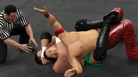 Image for WWE 2K17 powerbombs PC today