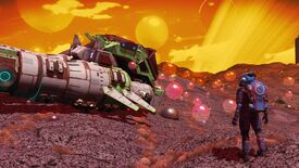 Image for No Man's Sky's Origins update is almost very nearly the game I want it to be