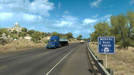 Image for This American Truck Simulator road will play 'America the Beautiful' as you drive