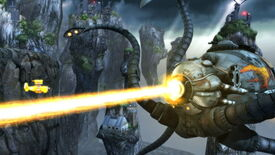 Image for Sine Mora EX is a free update to Grasshopper's shmup