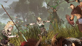 Image for Total Warhammer's Wood Elves expansion now blooming