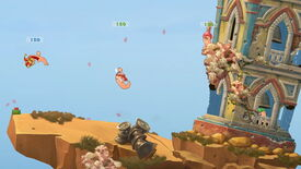 Image for Play house: Worms W.M.D. adds Forts Mode