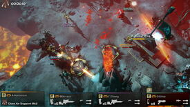 Image for Helldivers: Magicka Devs' Co-op Shooter Coming To PC