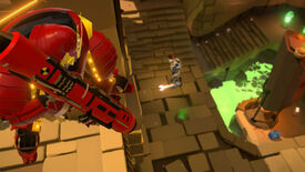 Image for Reflex rocketjumps out of early access