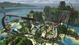 Image for Trackmania 2 going tropical with Lagoon this month