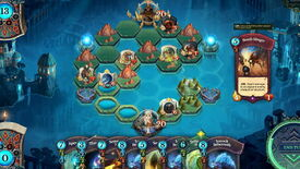 Image for Card-o-board battler Faeria launches out of early access