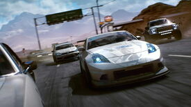 Image for Need for Speed Payback shows cars punching cars