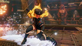 Image for Ice to meet you! Next Street Fighter V character is Kolin