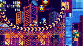 Image for Sonic Mania gameplay video shows off retro remix