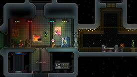 Image for Starbound is adding player-built space stations