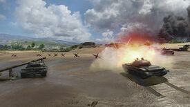 Image for World of Tanks 30v30 mode Frontline hits test server