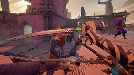 Image for Wizkicks and magichops in Mirage: Arcane Warfare vid
