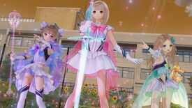 Image for Blue Reflection looks a bit Sailor Moon and a lot Persona