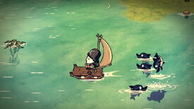 Image for Tiger Shark Biting Into Don't Starve: Shipwrecked Soon