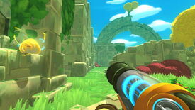 Image for Slime Rancher plorts out new zone and quantum slimes