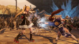 Image for Warriors All-Stars crossovers with Dead Or Alive, Ninja Gaiden, and more