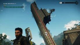 Image for Just Cause 4 concern: a bug collector's video