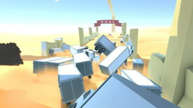 Image for Clustertruck Goes Platforming Across A Honking Pile-Up
