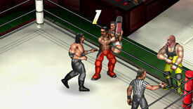 Image for Fire Pro Wrestling World slams into early access