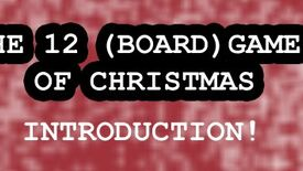 Image for The 12 (Board)Games Of Christmas: An Introduction