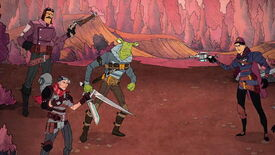 Image for Griftlands is Klei's new cartoonish sci-fi swashbuckler