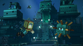 Image for Telltale's Minecraft: Story Mode has started season 2