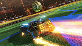 Image for Back To The Footie: Rocket League's DeLorean DLC