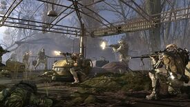 Image for Warface's Pripyat mission is more C&C than S.T.A.L.K.E.R.